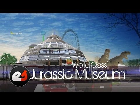 Jurassic World: A Theme Park in Bacolod City [FULL VERSION]