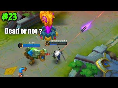 Mobile Legends WTF  Funny Moments Episode 24