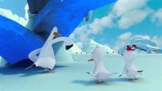 Eskimáčka - Séria 3 - 15 - Učenie lietať