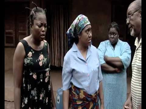 Extrait du film ANGELINA - Nollywood TV
