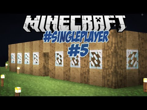 Minecraft : SinglePlayer #5 | ماين كرافت : سنقل بلير #5 - الكومآند بلوك
