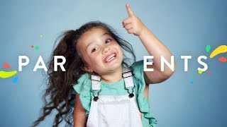 100 Kids Imitate Their Parents | 100 Kids | HiHo Kids