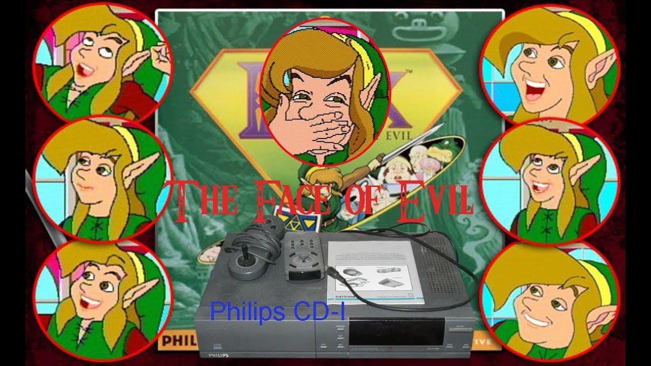 Link the face of evil amp zelda s adventure cd i youtube