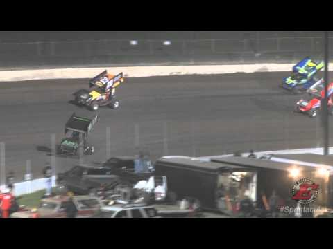 UNOH Sprintacular (All Star Sprints / NRA Sprints / BOSS Sprints) - feature highlights