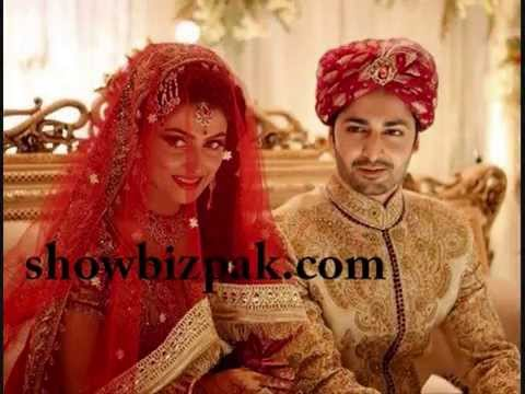 Exclusive wedding video - Aiza khan And Danish tai