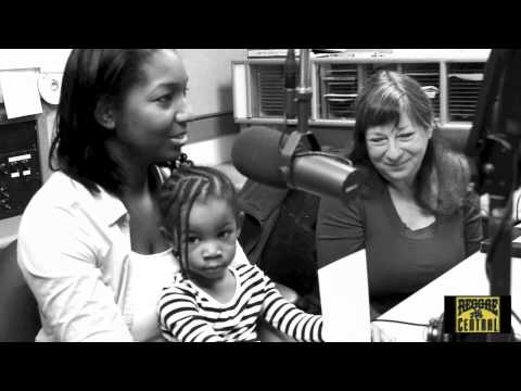 NIAMBE MCINTOSH on REGGAE CENTRAL 90.7FM KPFK January 19, 2014