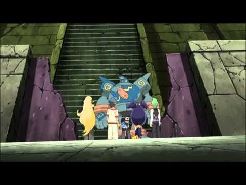 Pokemon Rival Destinies Episode 49 Unova's Survival Crisis! HD 1/2 English Dubbed