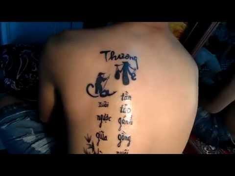 hình xăm CHA MẸ (tattoo hieu.dzi 0924351234)