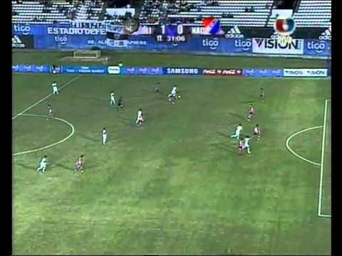 Teledeportes - Apertura 2013 - Fecha 16 - Gol de Enzo Prono - Olimpia(1) Nacional(0)