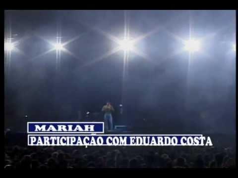 MARIAH QUEIROZ - Participação com Eduardo Costa em Pedra Bonita