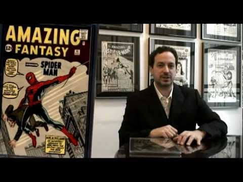 Amazing Fantasy 15 sells for $1.1 Million at ComicConnect!