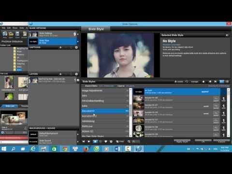Hướng dẫn cách sử dụng phần mềm Proshow Producer nâng cao