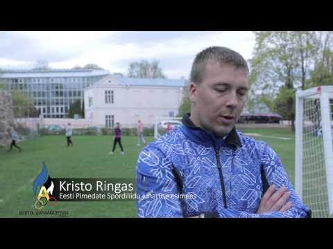 EOA Avatud silmadega spordist: Erivajadustega inimeste spordist Eestis