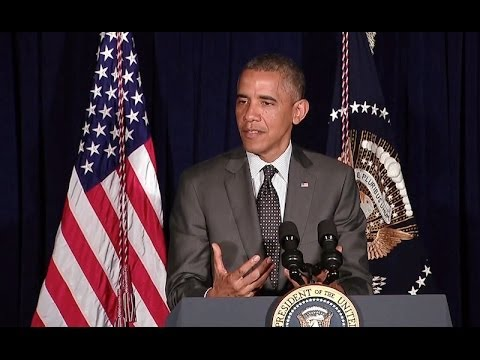 President Obama Speaks on the Humanitarian Situation at the Southwest Border