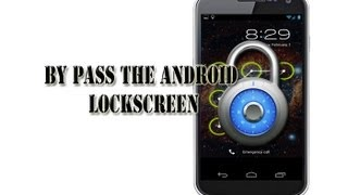 How To Bypass Any Android Pattern Lockscreen Without Root