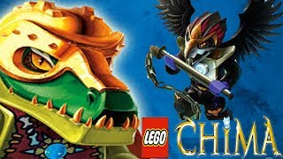 LEGO Legend Of Chima The Legend Of Lego Game
