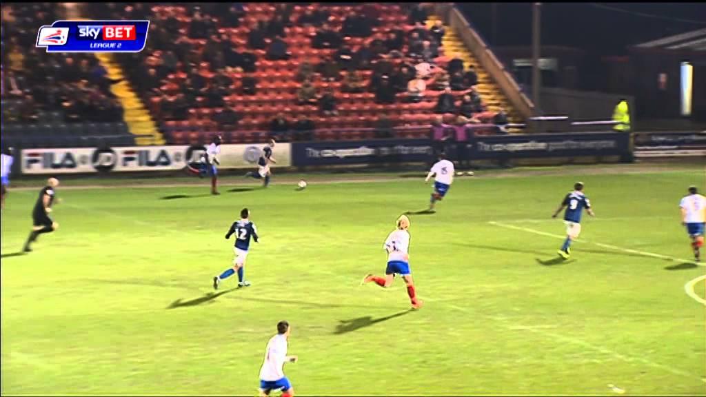 Rochdale 3-0 Portsmouth