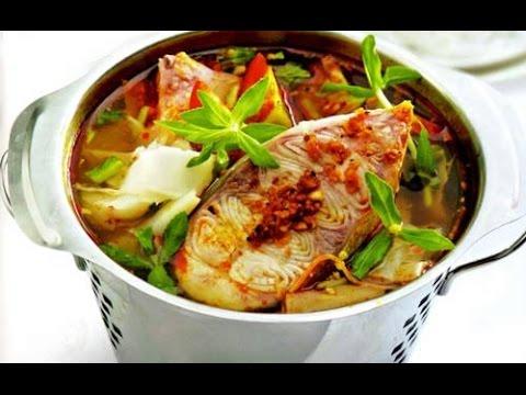 Bí quyết làm món canh chua cá bông Lau đậu rồng kiểu miền Nam