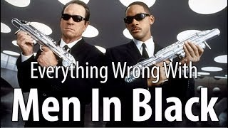 Everything Wrong With Men In Black In 16 Minutes Or Less