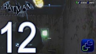 BATMAN: Arkham Origins Walkthrough Part 12 Enigma