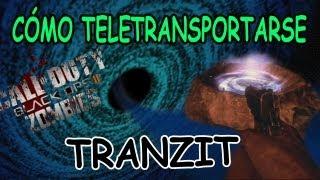 Teletransporte En Tranzit *Truco* Black Ops 2: Zombies