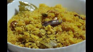 Basanti Pulao - Durga Puja Special Bengali Sweet Pulao Recipe -Traditional Bengali Pulao