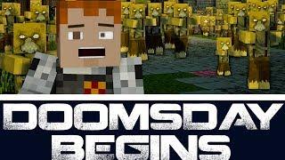 """""""Apocalypse Beginnt"""" Minecraft Der Film Doomsday Begins"""