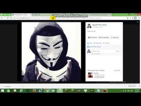 Cách Hack Like FB Mới Nhất 2017!!! Chưa fix