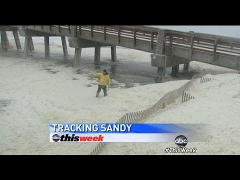 Hurricane Sandy: Super storm's Path Up East Coast Threats New York, New Jersey, Pennsylvania