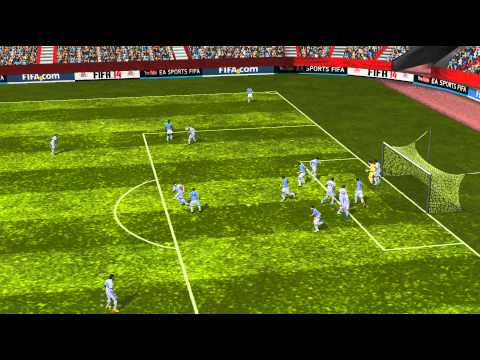 FIFA 14 Android - Nefarious1000 VS Inter