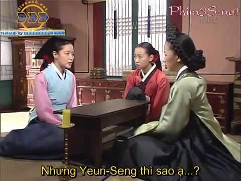 Nàng Dae Jang Geum - Tập 35 (vietsub)