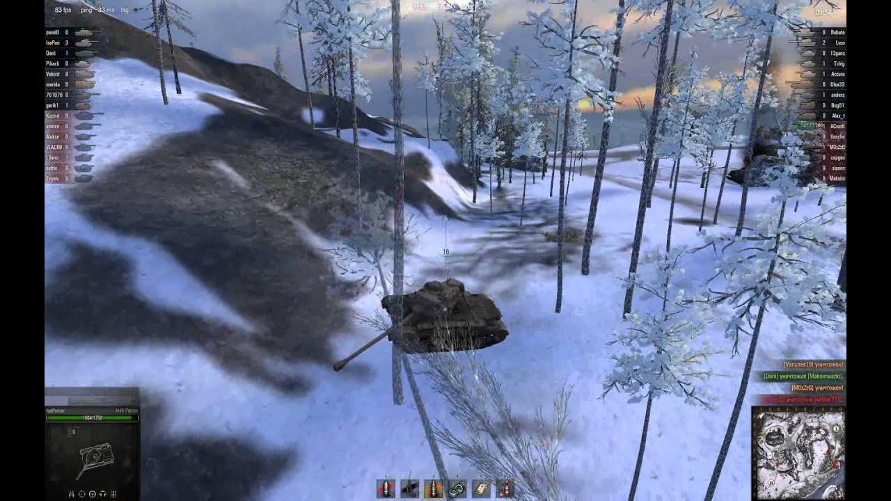M46 Patton - успеть везде