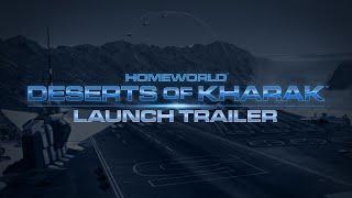 Homeworld: Deserts of Kharak - Megjelenés Trailer