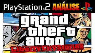 [Análise] GTA Liberty City Stories PS2