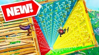 *NEW* TRAP TUNNEL DROPPER Custom Gamemode In Fortnite Battle Royale! | Fortnite W/ Lachlan