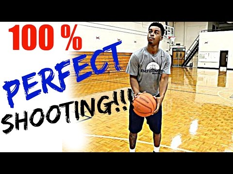 The Perfect Shooting Form