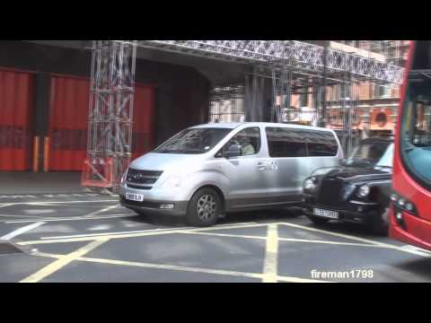 Unmarked Police Car London (Compilation)