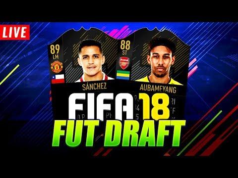 FIFA 18 - FUT DRAFT [ÉLŐ]