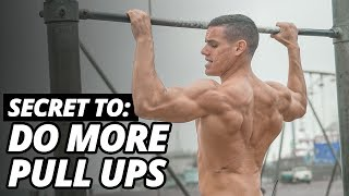 Why You Can't Do 10 Pull Ups (SIMPLE FIX!) | Brendan Meyers