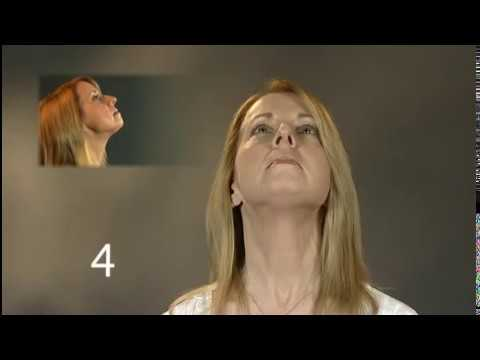 Natural Facelift/Facial Exercises: Lose Your Double Chin and Tone Your Jawline with Faceworks