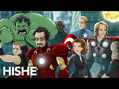 How The Avengers Should Have Ended, Here's the one you've all been waiting for: How The Avengers Should Have Ended. Superheroes of HISHE past ASSEMBLE! Thanks for watching! Get your HISHE shirt...