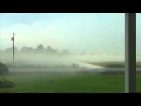 Dust Storm and Wind
