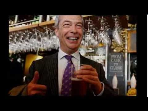 NIGEL FARAGE - Best of 2013