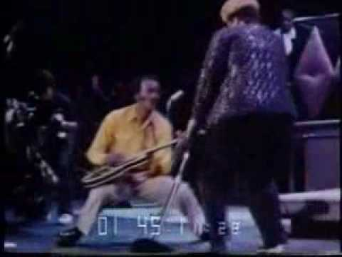 Chuck Berry and Etta James - Rock N Roll Music