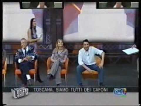 GAIA BARTOLINI - LA RIFFA  RTV38/PARTE 2 - OSPITI
