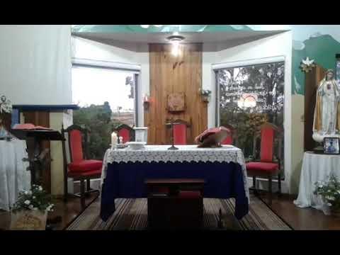 Santa Missa | 01.03.2021 | Segunda-feira | Padre José Sometti | ANSPAZ