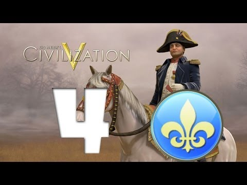 Civilization 5: France (Tourism) - Part 4