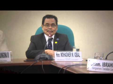Drilon: We'll pass Bangsamoro law by end of 2014