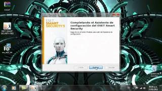 Como Descargar Y Activar Eset Smart Security 5 Gratis (5.0