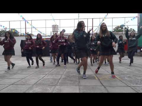 Presentación Buzos Colegio San José - Promo 2014